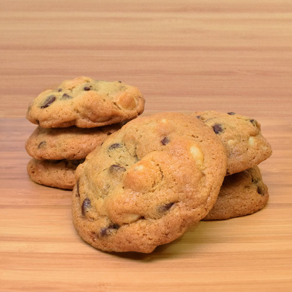 Chocolate Chip Cookies with Macadamia Nuts