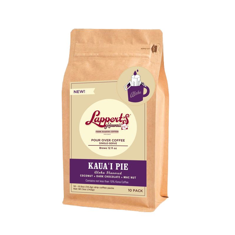Kaua'i Pie - Pour Over Single Serve 10 pack