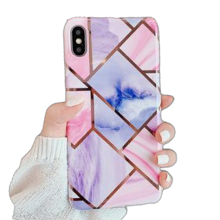 Marble Serenity iPhone Cases
