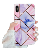 Marble Serenity iPhone Cases - Coverio Cases