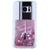 Forever Young Glitter Case - Coverio Cases
