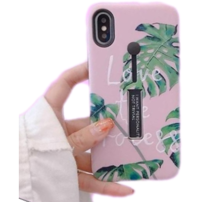Palm Marble Iphone Case - Coverio Cases