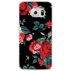 Floral Rose Flower Soft Case - Coverio Cases