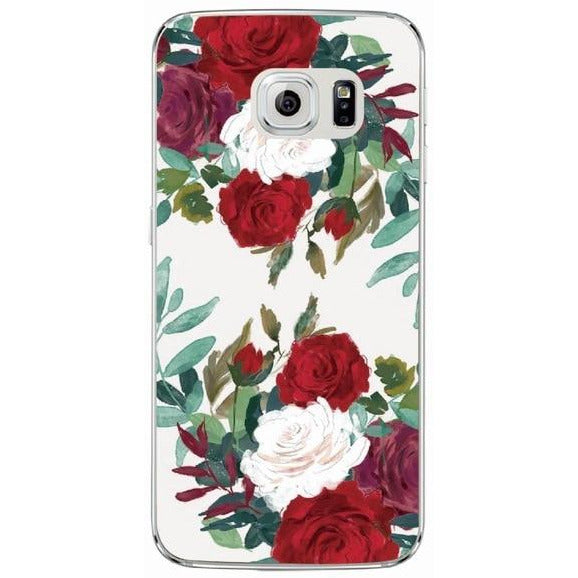 Classic Floral Rose Case - Coverio Cases