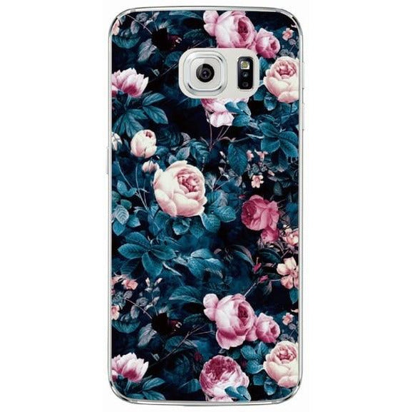 Floral Rose Soft Case - Coverio Cases