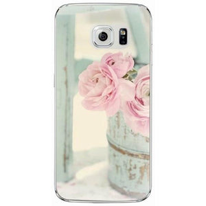 Floral Pink Rose Case - Coverio Cases