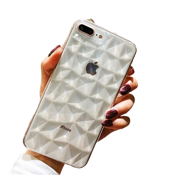 Loveshell Diamond Slim Case - Coverio Cases