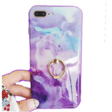 Marble Purple Case - Coverio Cases