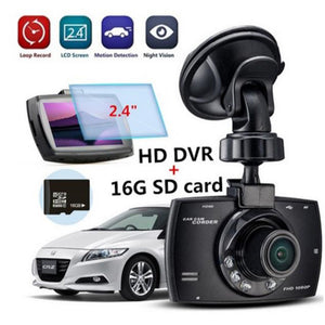 2.4'' Car Camera Night Vision