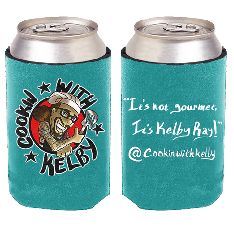 Cookin' with Kelby Koozie