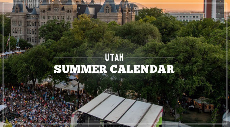 Utah Summer Events Calendar