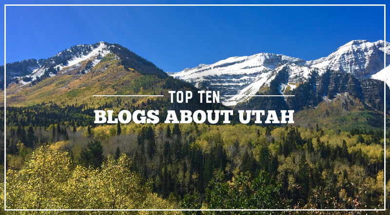 Top Blogs about Utah