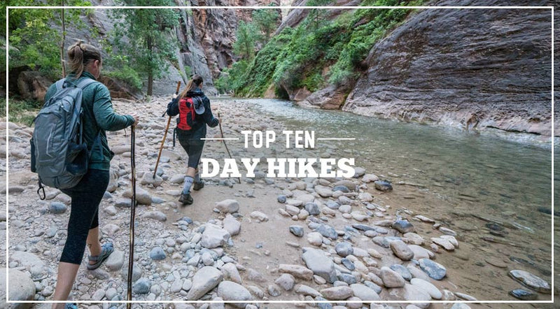 Top Ten Day Hikes