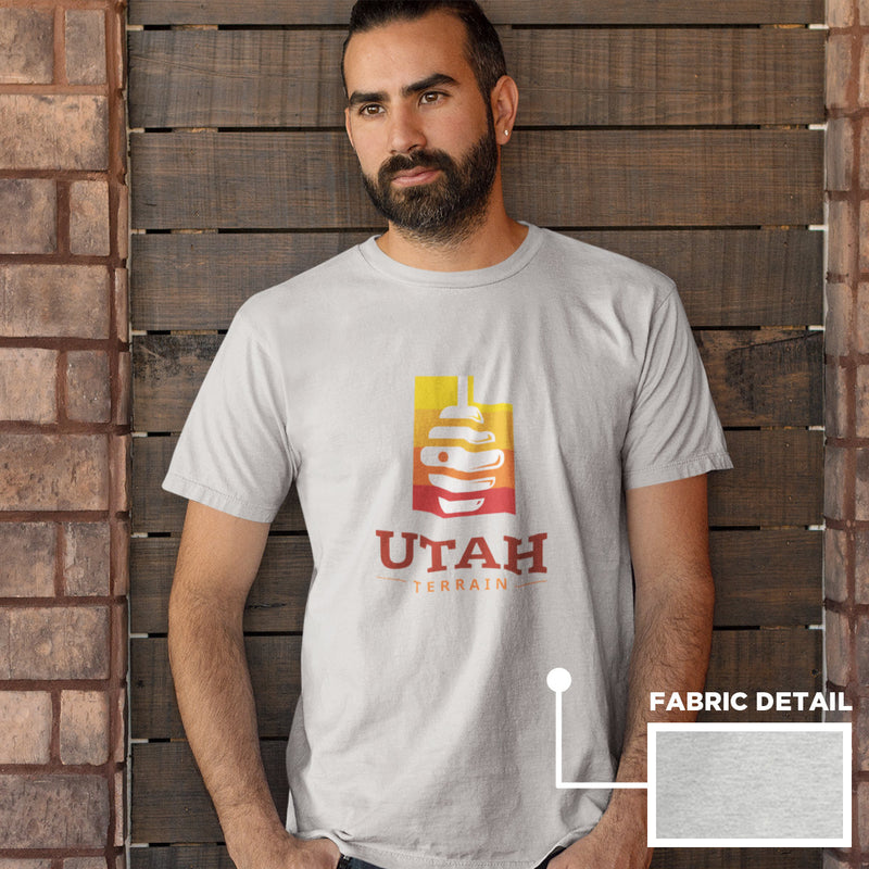 Men's Utah Beehive T-shirt athletic