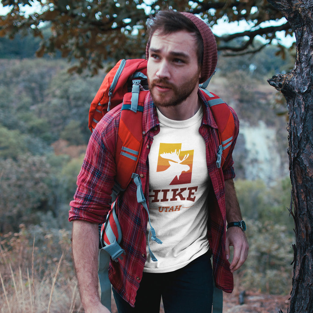 Men's Hike Utah t-shirt