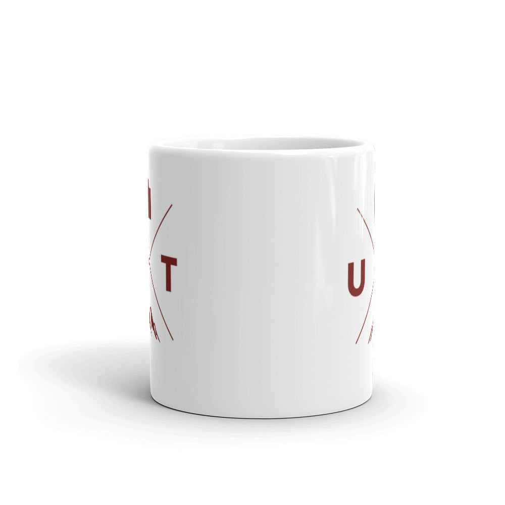 Utah Quadrant Coffee Mug