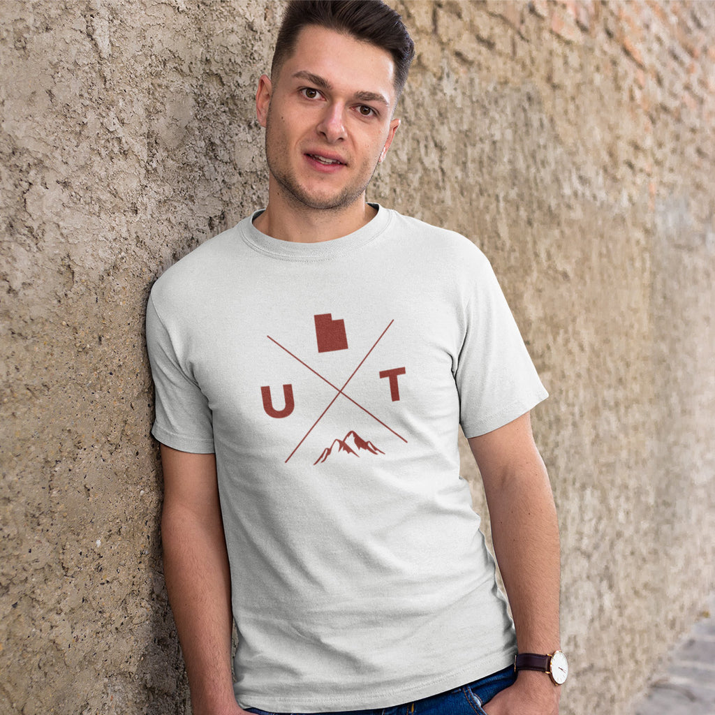 Men's Utah Mountains t-shirt