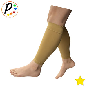 8-15 mmHg Mild Compression Circulation Fatigue Wide Leg Calf Sleeve