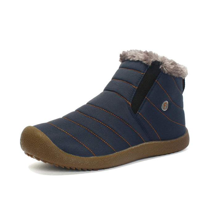 Winter Water-resistant Ankle Boots
