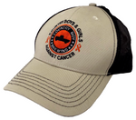 Adjustable Country Boys & Girls Against Cancer Mesh Hat