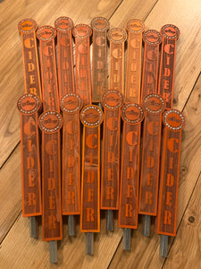Original Country Boy Tap Handles - Cider