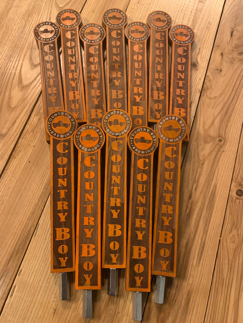 Original Country Boy Tap Handles - Country Boy