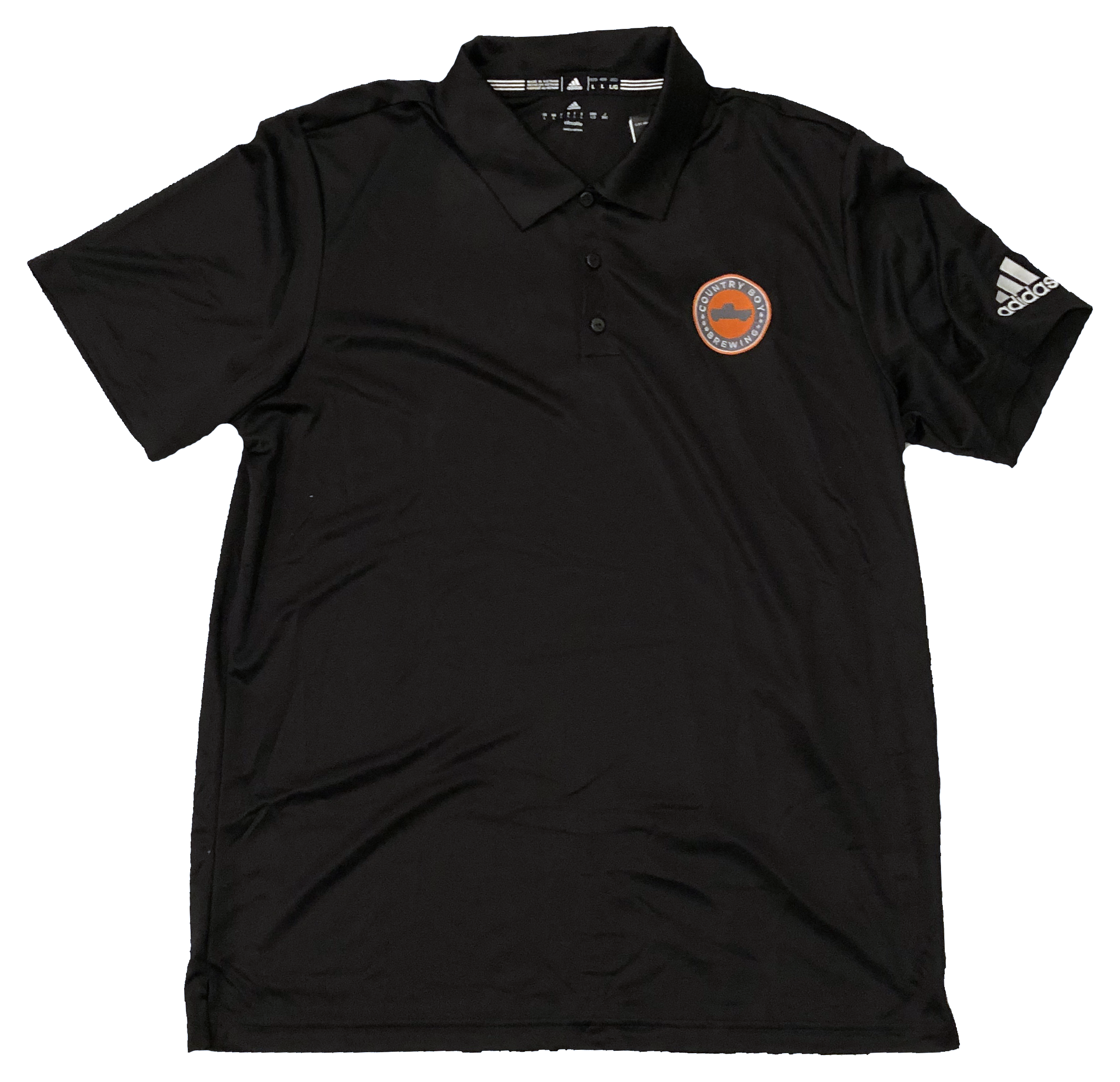 Polo Shirt - Logo - Black