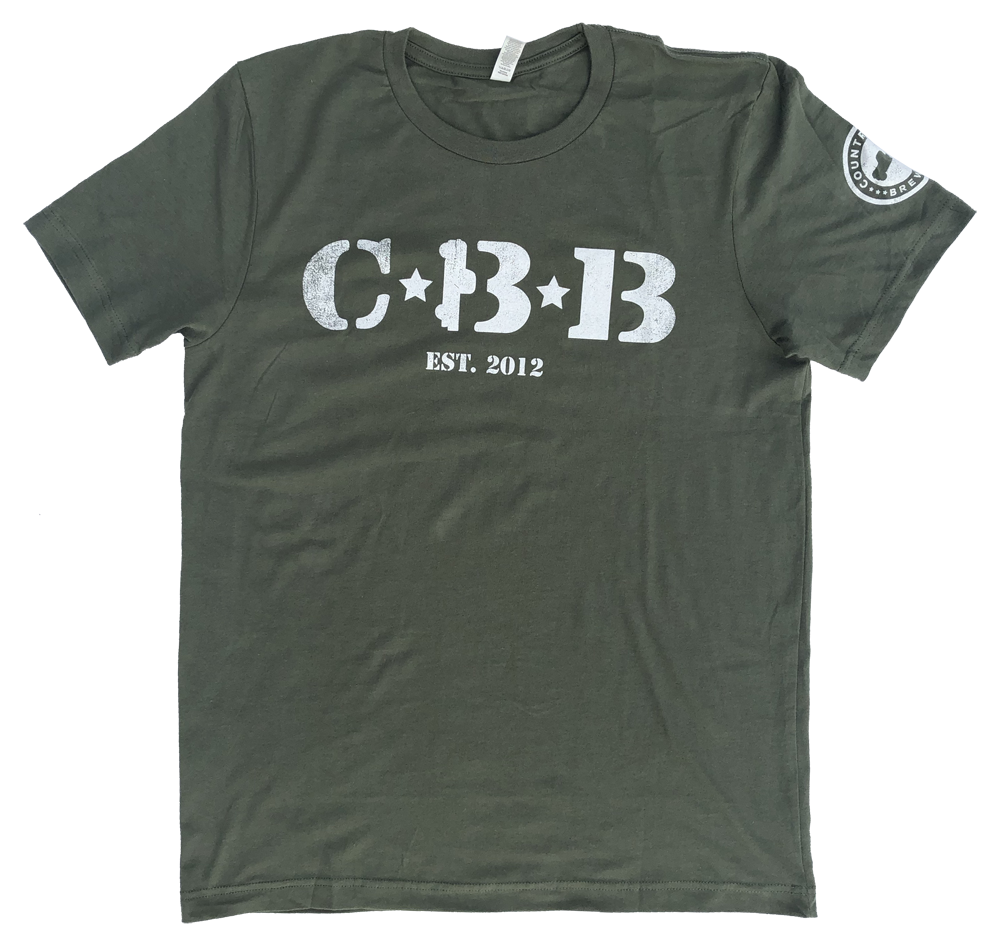 T-Shirt - CBB - Army Green