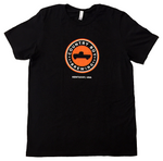 T-Shirt - Logo - Black Heather