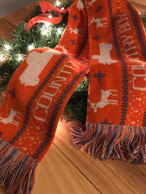 NEW!! - Holiday Scarf