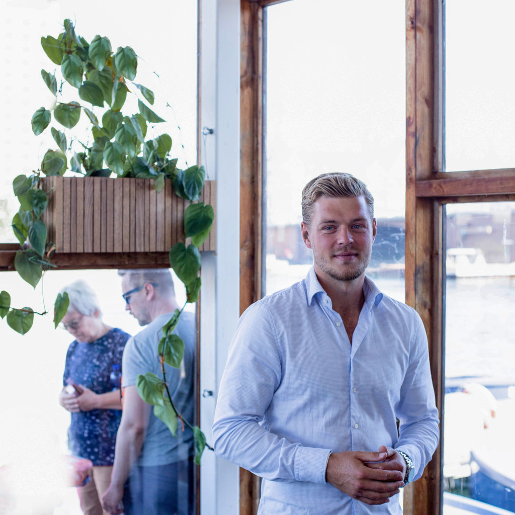 GoBoat Goes Green with SQUARELY! We Interview Operations Director, Mads Sander