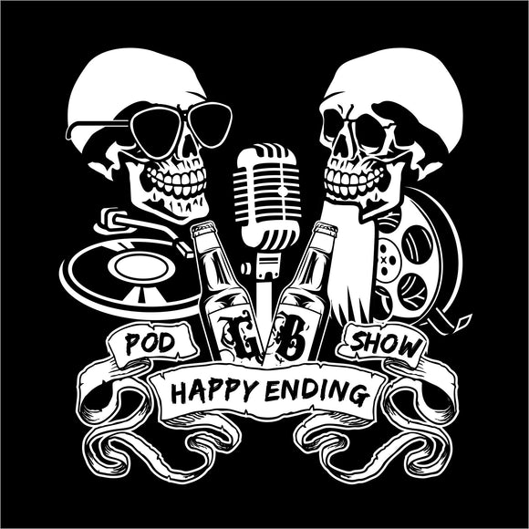 Happy Ending Pod Show T-Shirt