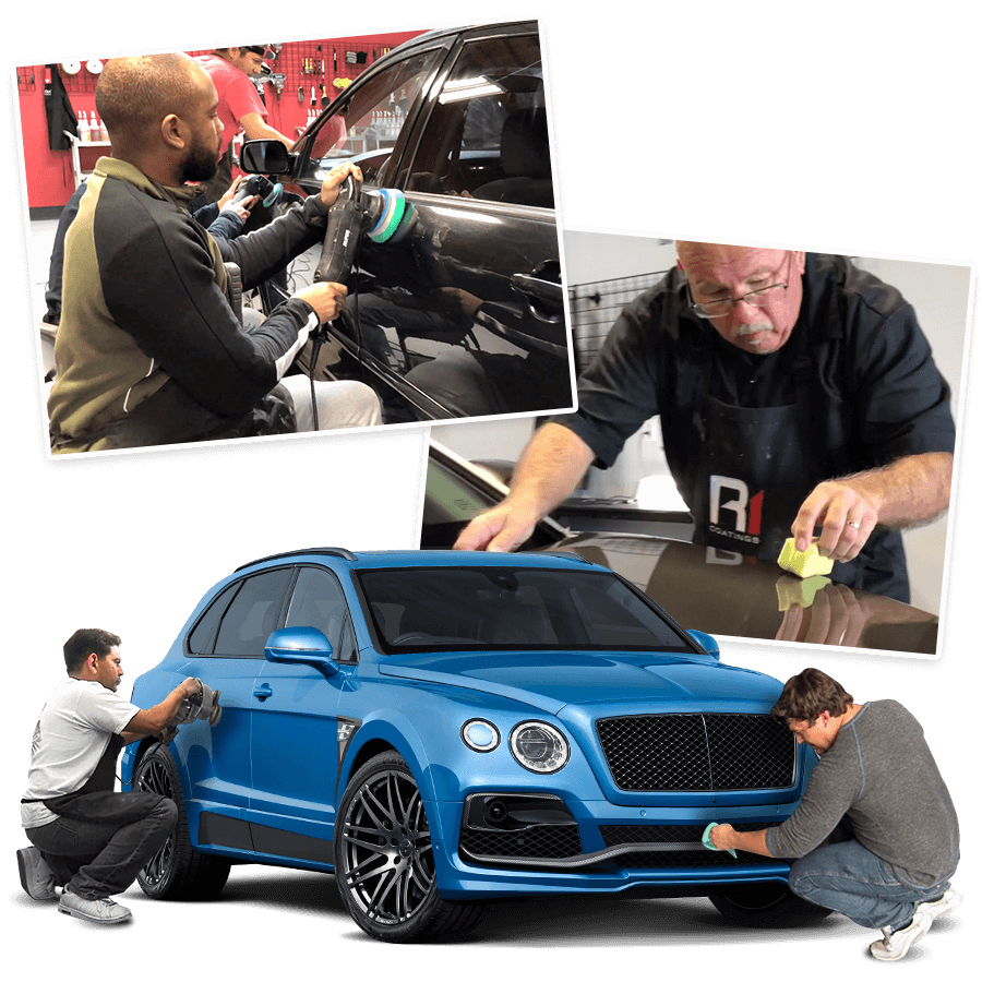 5-Day Advanced Auto Detailing Training