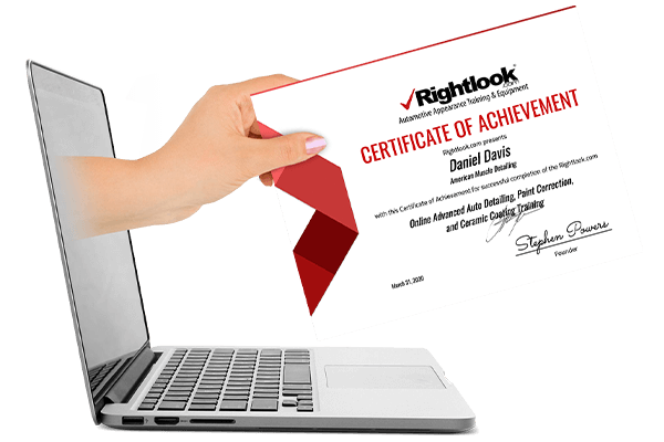 Printable Certificate To Frame and Show You Are Certified!