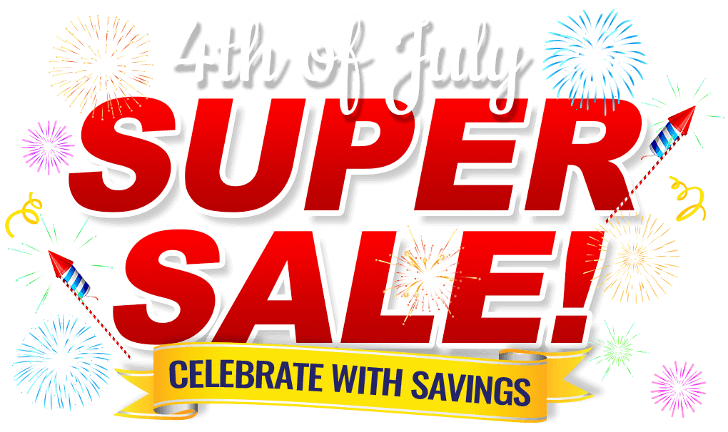 Rightlook 4th of July Super Sale