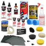 R1 Coatings® Headlight Restoration Kit