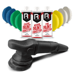 R1 Coatings® Standard Paint Correction Kit