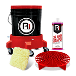 R1 Coatings® Wash Bucket System & Dolly