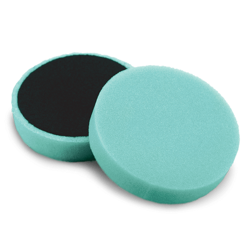 Cyclo Polishing Pads - Green Foam - Light Polishing (Set of 2 Pads)