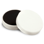 Cyclo Buffer Pads - White Foam - Ultra-Fine Finishing (Set of 2 Pads)