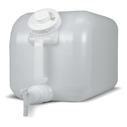 5 Gallon Dispenser Container with Faucet