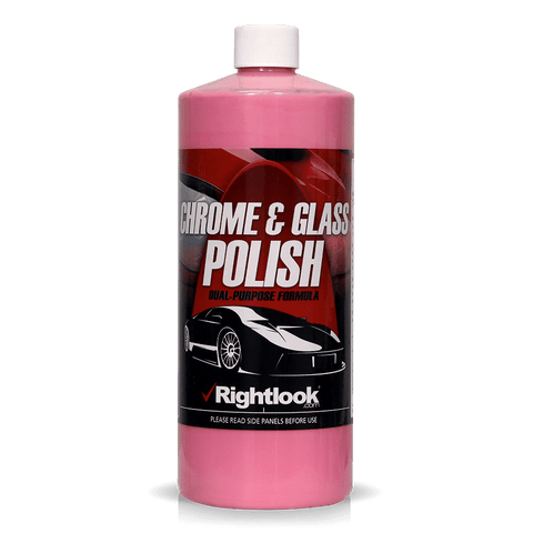 Chrome and Glass Polish