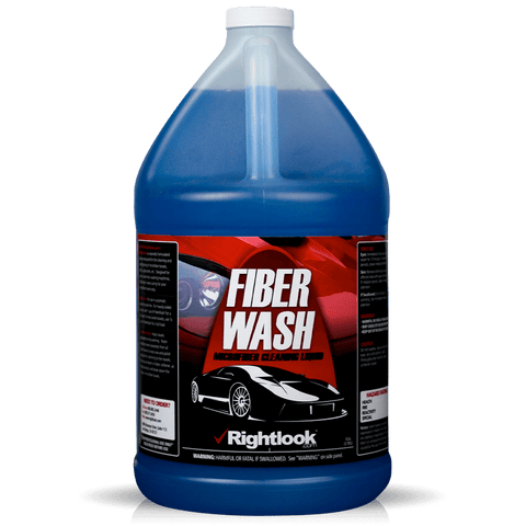 FiberWash Microfiber Cleaner