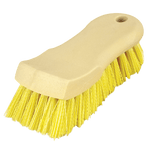 Yellow Upholstery and Interior Detailing Brush