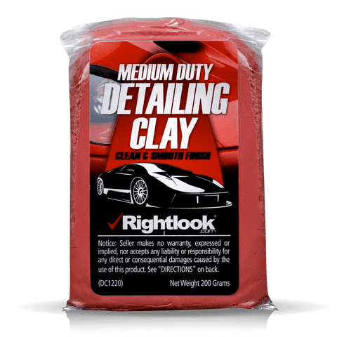 Medium Duty Detailing Clay Bar