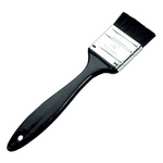 Paint Brush Style Auto Detail Brush - Black Handle