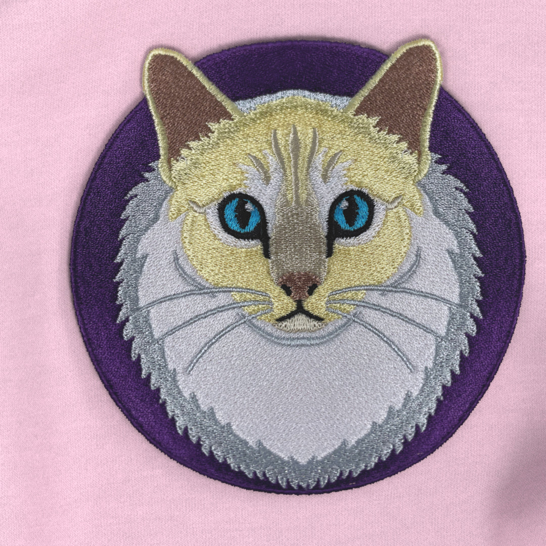 CATLOVER sweater candy stitch