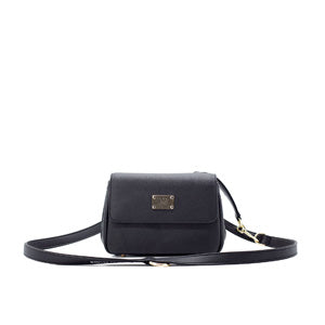 Trudy vegan clutch black
