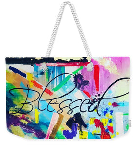 Blessed  - Weekender Tote Bag