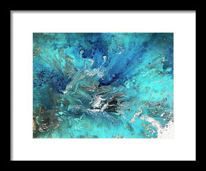 Bluetoo - Framed Print